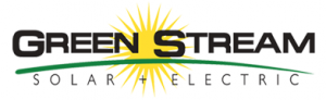 green stream solar logo